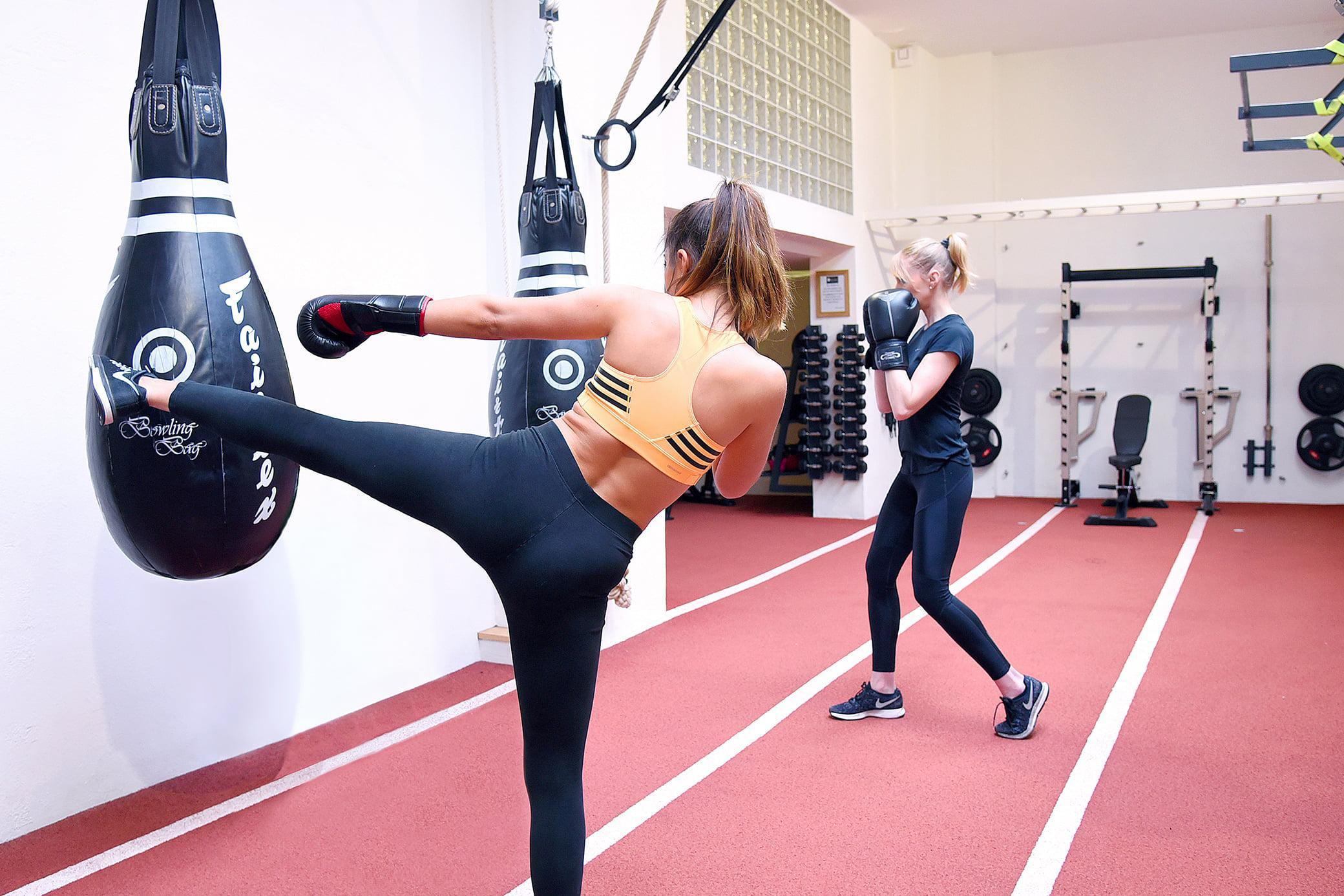 Boxe Coaching