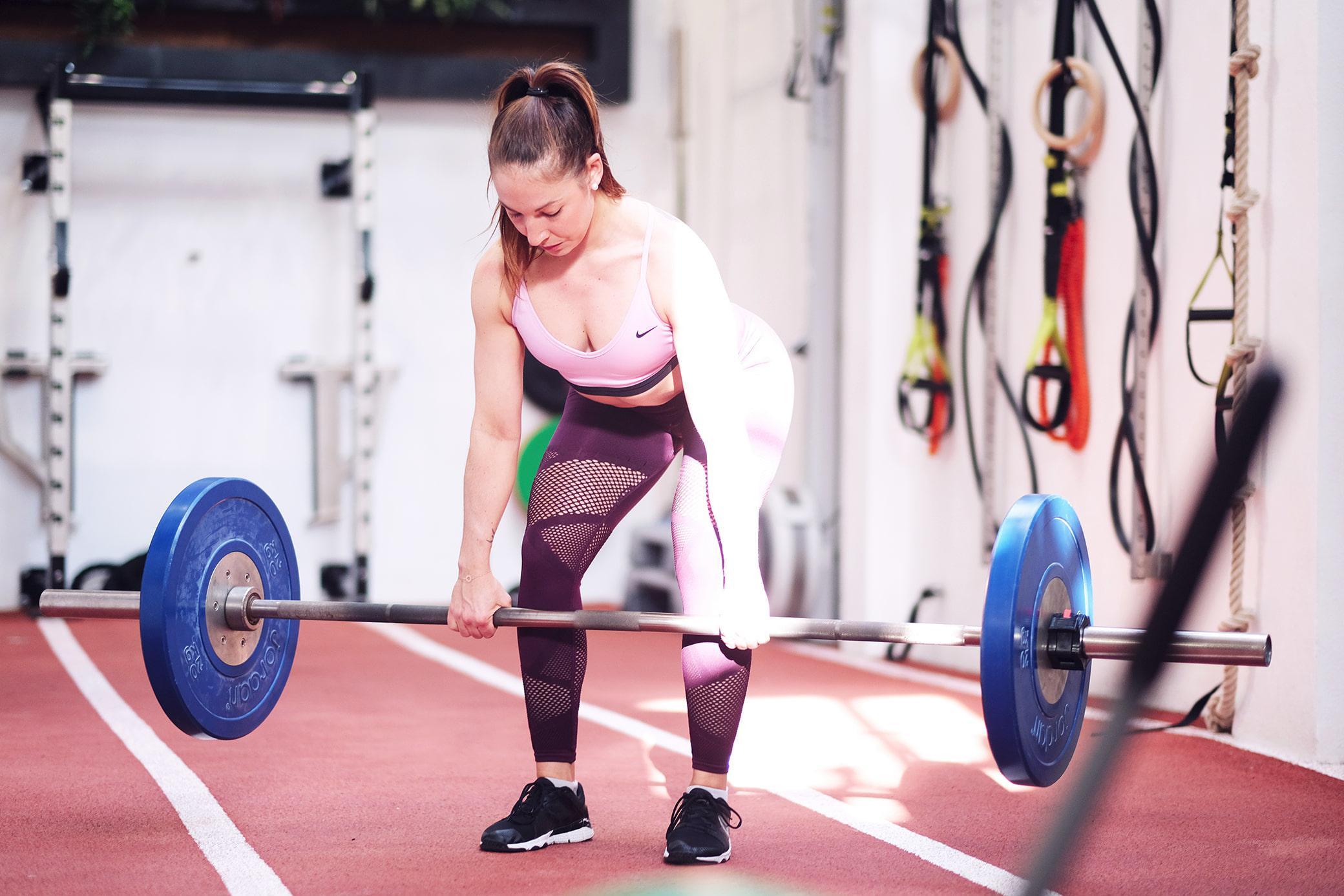 Free Weight Coaching